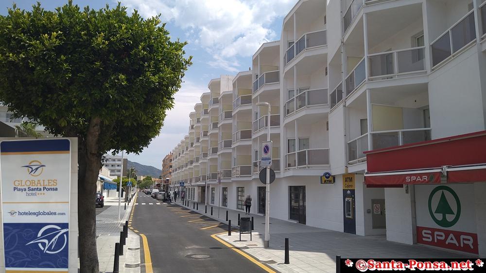 Hotel Globales Santa Ponsa (100 Meter zum Strand)