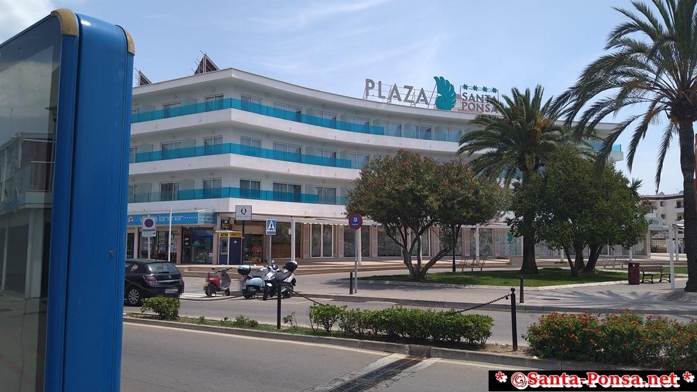 Hotel Plaza Santa Ponsa
