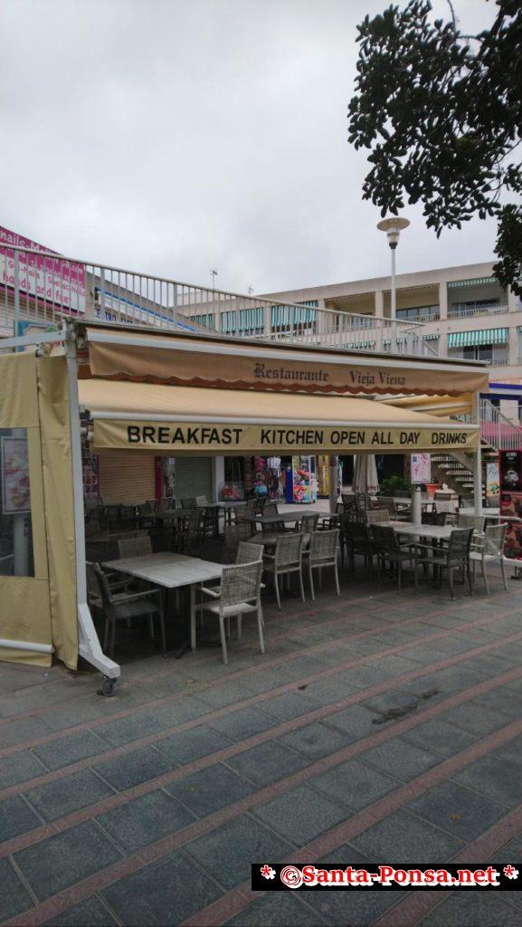 Restaurante Vieja Viena (Alt Wien) -Plaza Santa Ponsa