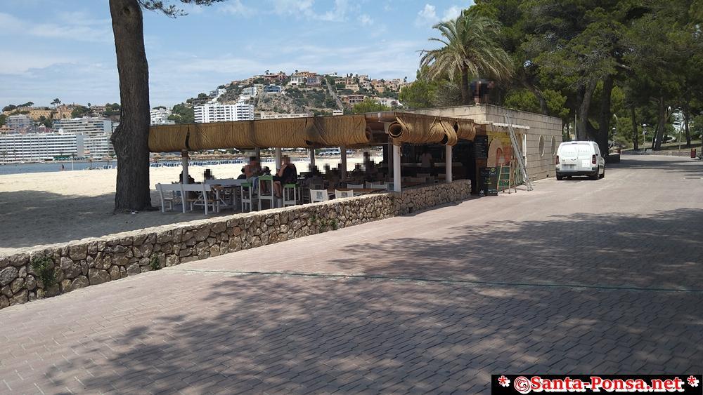 Strandbar - (am Wäldchen)