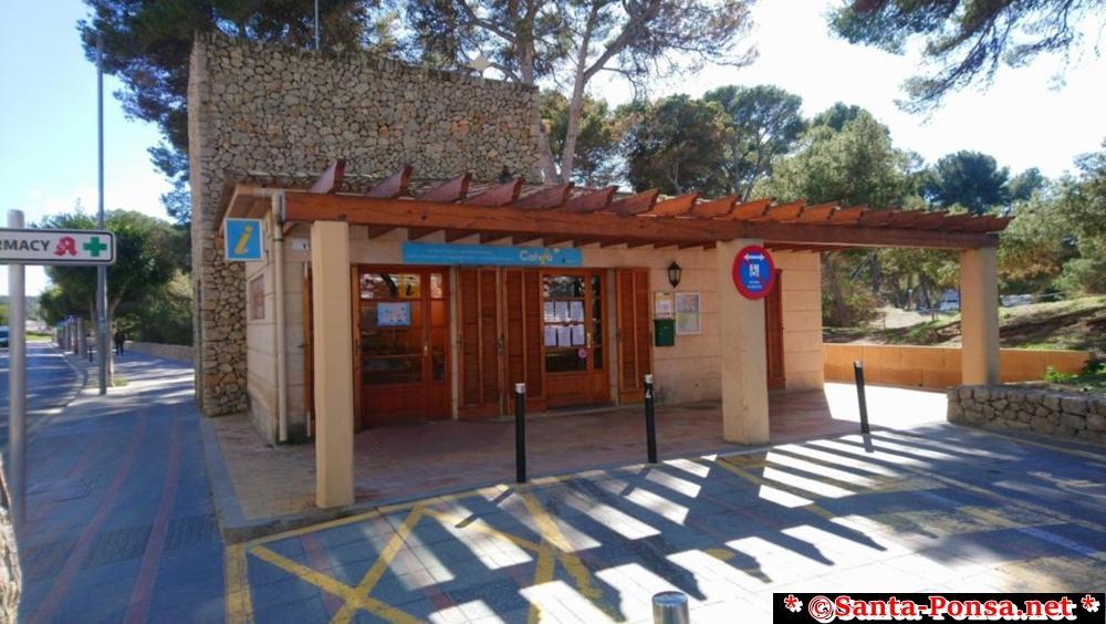 Touristeninformation Santa Ponsa
